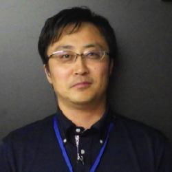 Our staff Takashi Fukuoka