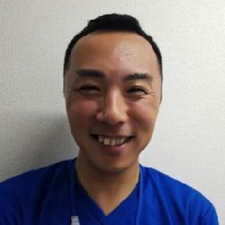 Our staff Hiroyuki Tano