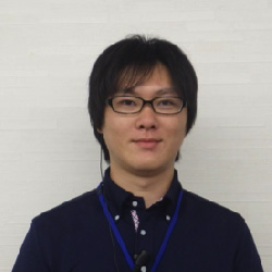 Our staff Yusuke Fujishima