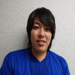 Our staff Kazuho Ishimoto
